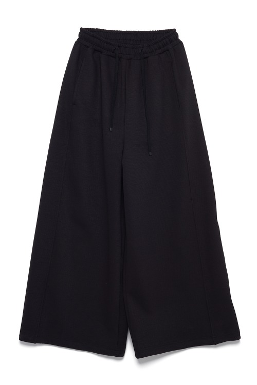 Ponte Training Wide-Leg Pants