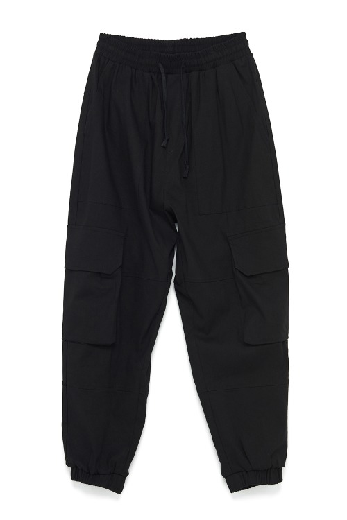 Summer Cargo Pocket Pants